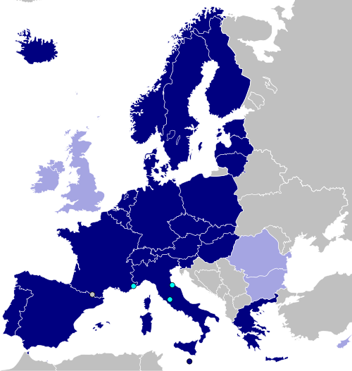 SchengenAgreement_map