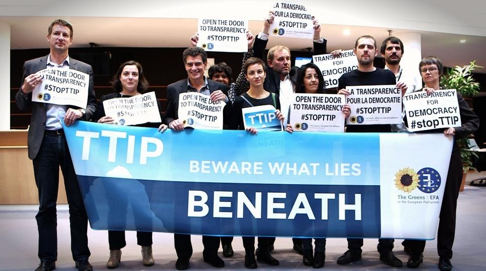 EU wil eigen investeringshof voor TTIP